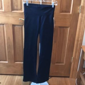 NWT Althea Alpine Valley Pant XS Navy Fleece Lined